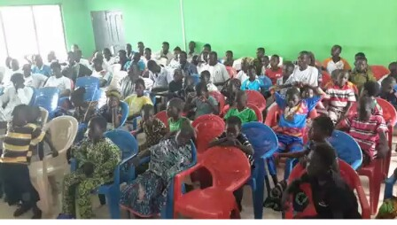 NGO teaches 1,500 drop-outs in Pru District,GHANA