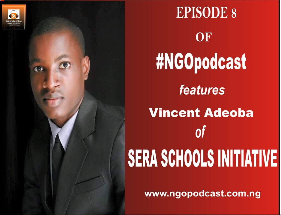 NGOP008-INTERVIEW WITH VINCENT ADEOBA(SERA SCHOOLS INITIAVE)