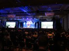 Main stage during the 1v1 finals