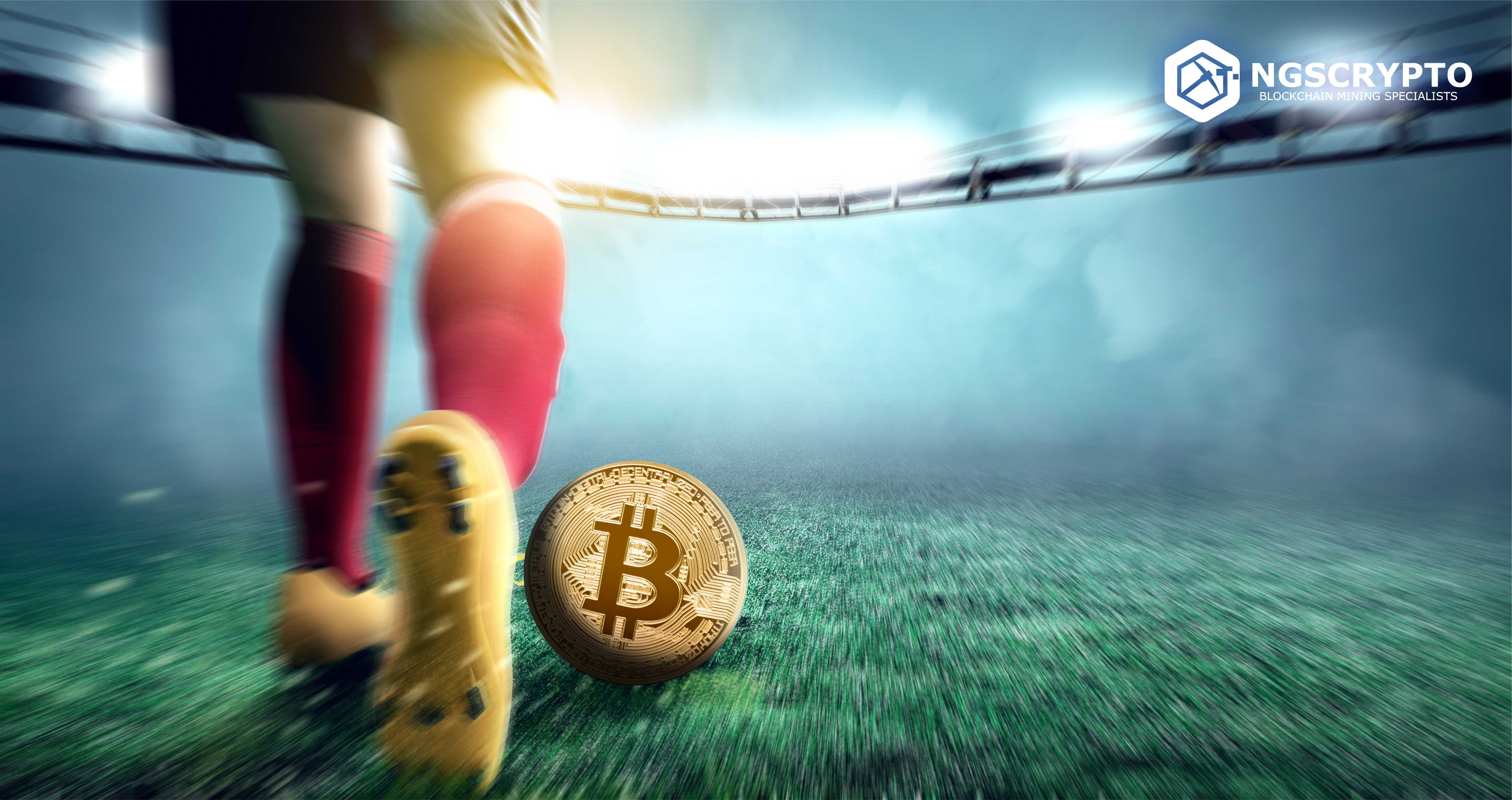 WHAT SPORT STARS WOULD EARN IF PAID IN BTC
