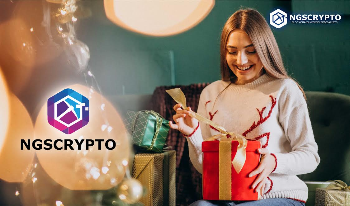 NGS CRYPTO TO GIVE AWAY $1 MILLION IN IMA's TO CELEBRATE THE FESTIVE SEASON