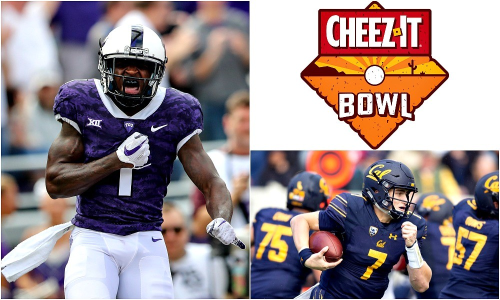2018 Cheez-It Bowl Recap