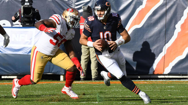 What to keep your eye on as Bears close out regular season in Minnesota