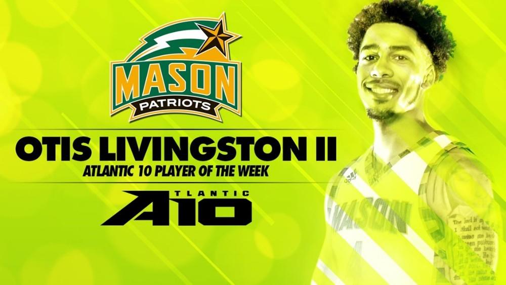 Atlantic Ten Spotlight Player Of The Week: Otis Livingston II