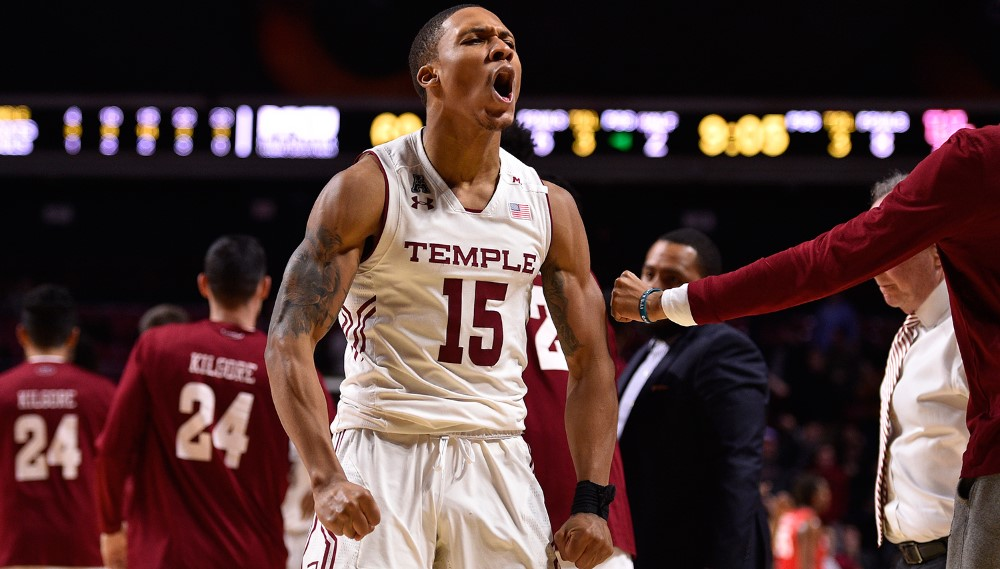 Temple Outlasts USF in Overtime