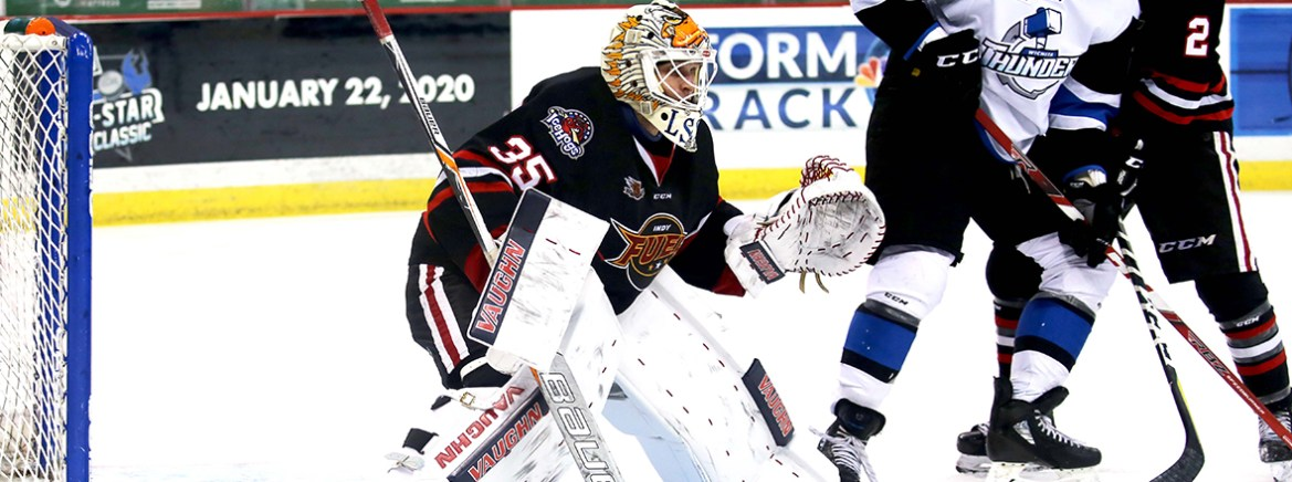 Fuel snap losing skid with shutout win at Wichita