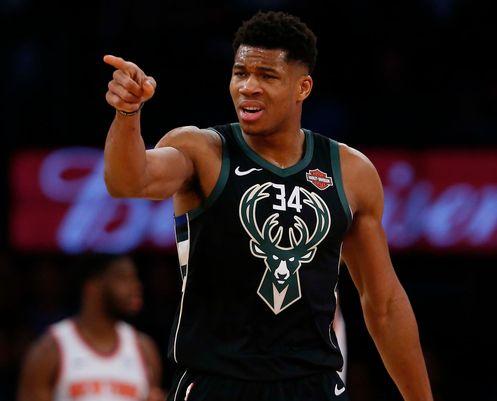 "NBA Swing: Giannis ""Greek Freak"" Antetokounmpo"