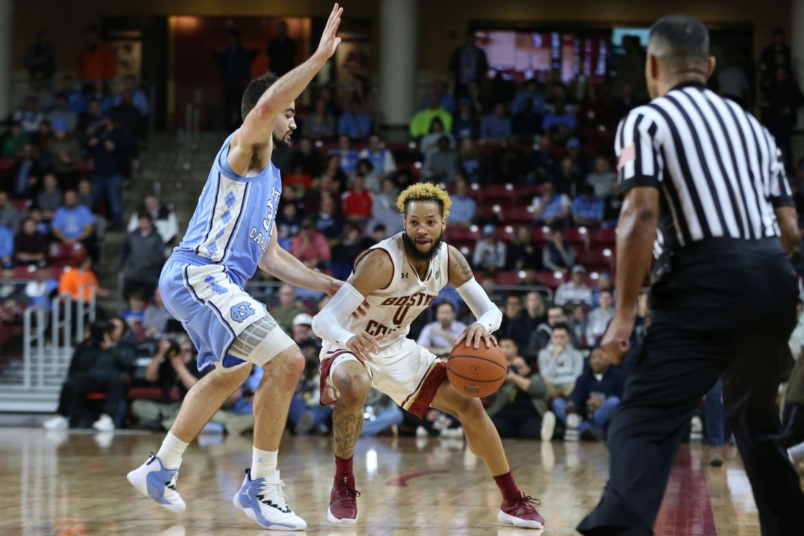 BC Unable to Overcome Early Deficit, Fall to UNC