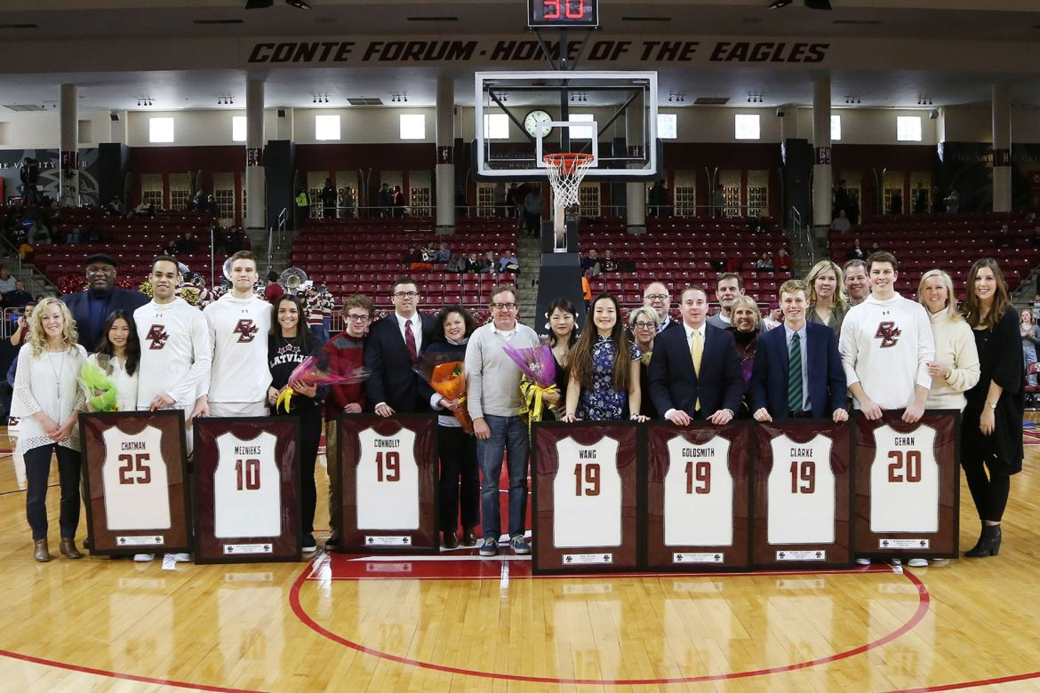 BC Dominated By NC State on Senior Day
