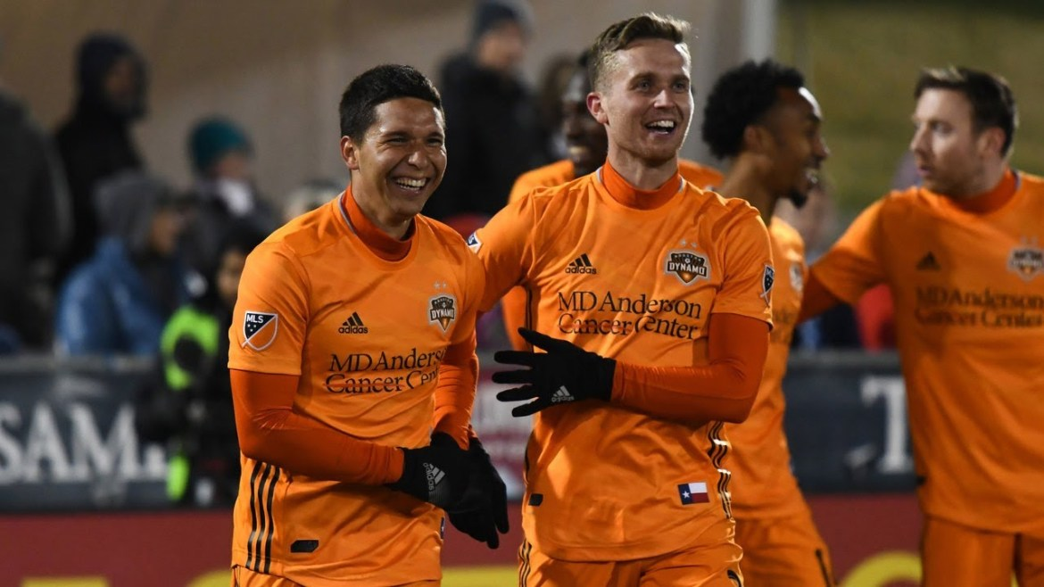 Dynamo Talk: Houston wins 9th Straight Home Game