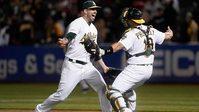 MLB Weekly Digest May 13th Edition: Mike Fiers makes history