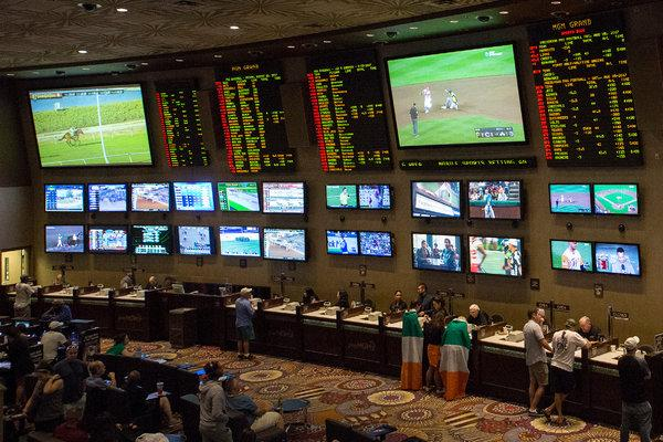 The Current State of Sports Betting in the U.S.