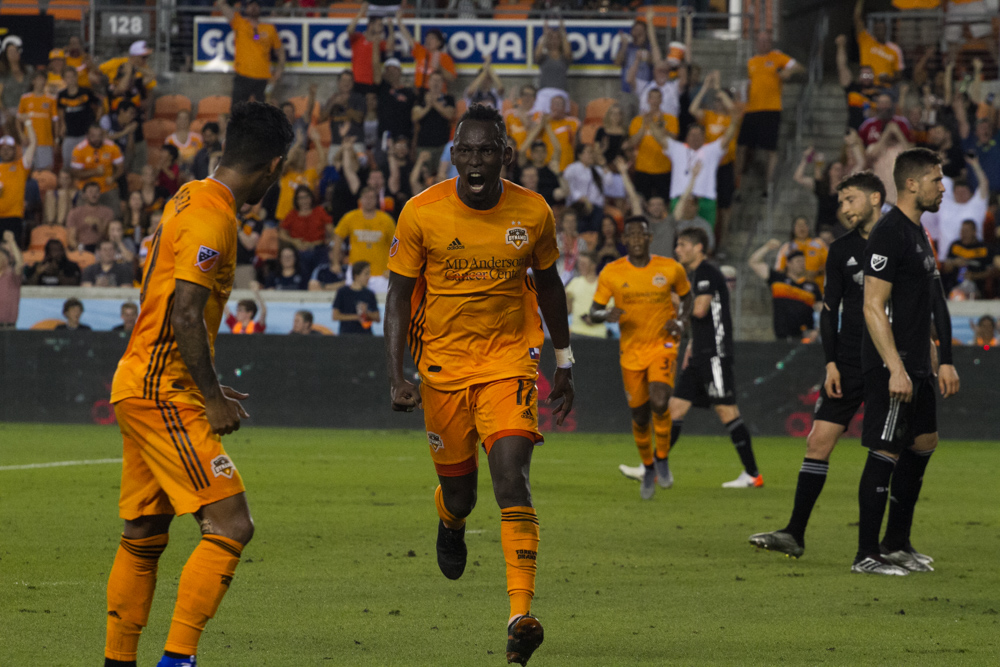 Dynamo Talk: Houston Avoids Home Loss with Draw