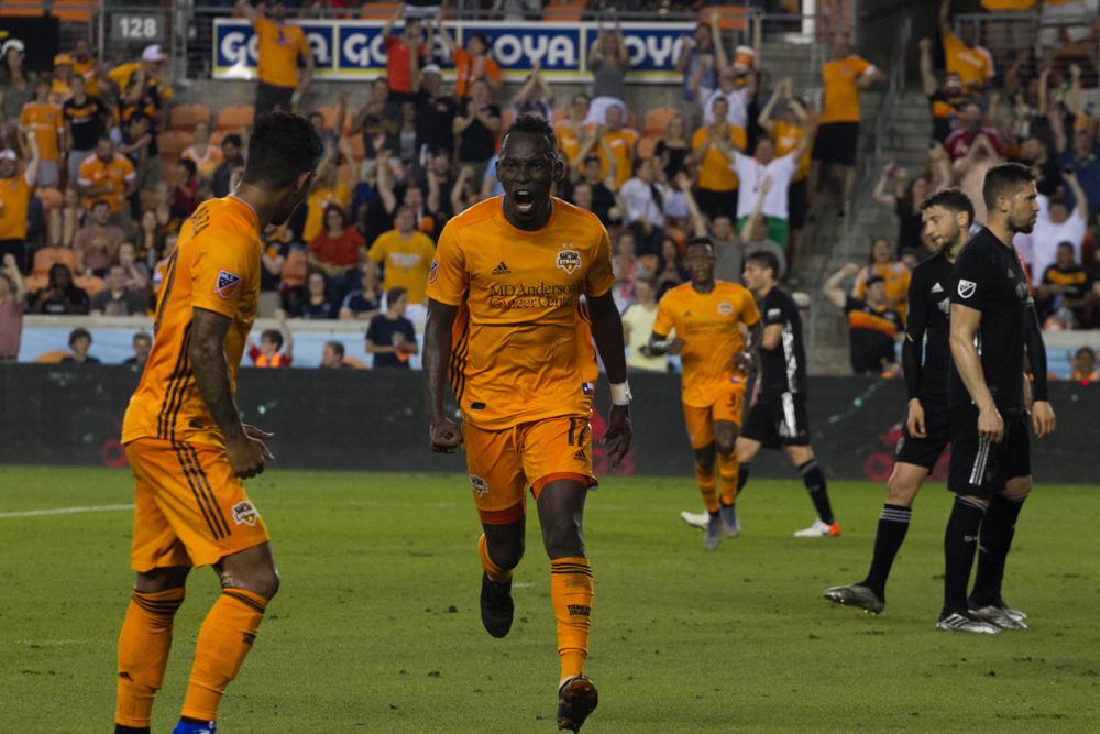 Dynamo Talk: Houston Avoids Home Loss with Draw
