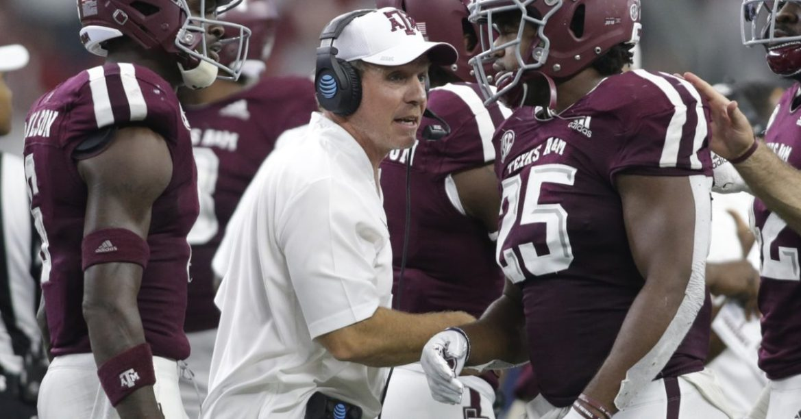Aggies Football: Bobcats beat down in College Station