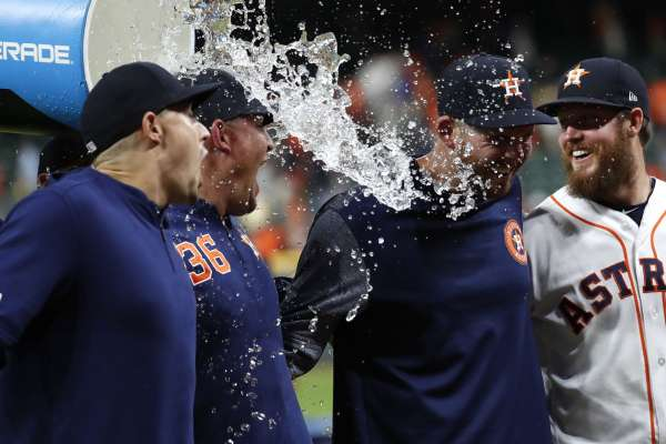 MLB Weekly Digest: Astros Toss 14th Combined No-Hitter in MLB History