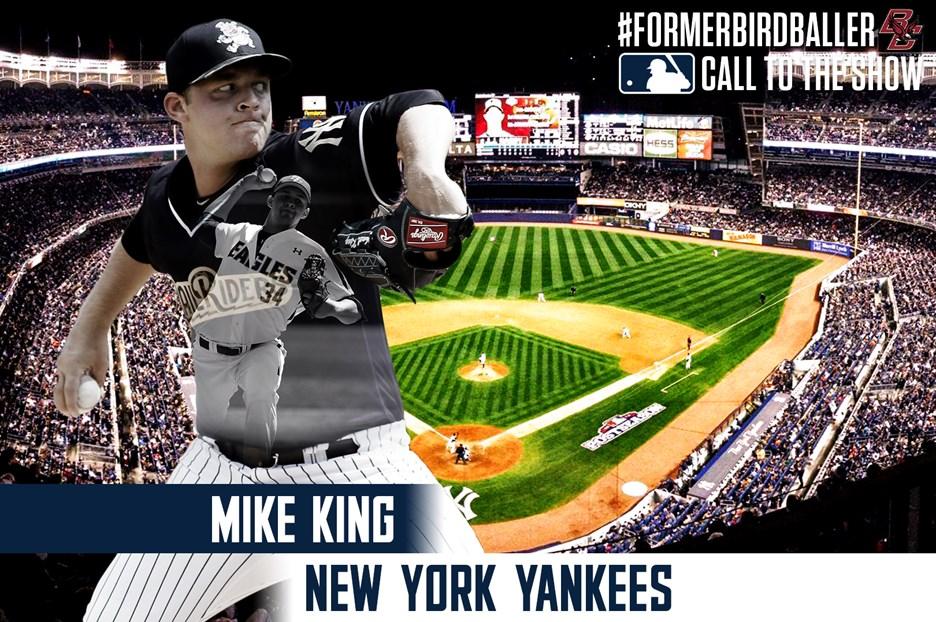 BC Baseball: Michael King Earns MLB Call-Up to NY Yankees