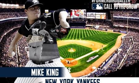 BC Baseball Michael King