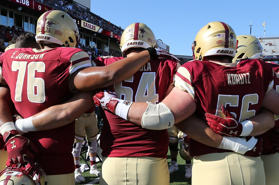 BC Football- Four Downs: Wake Forest