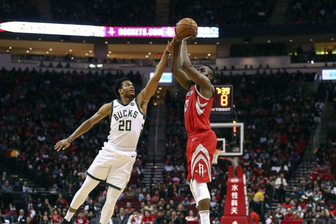 NBA Talk: Rockets lose hard-fought first game to the Bucks