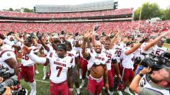 NCAA Week 7: The Gamecocks take down the Bulldogs 20-17