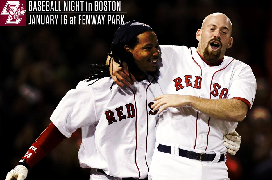 Red Sox Hall of Famer Kevin Youkilis Headlines Baseball Night
