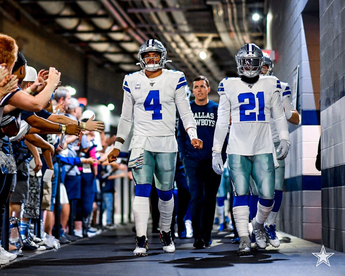 Dak Prescott, Ezekiel Elliott Provide Multiple Paths to Victory