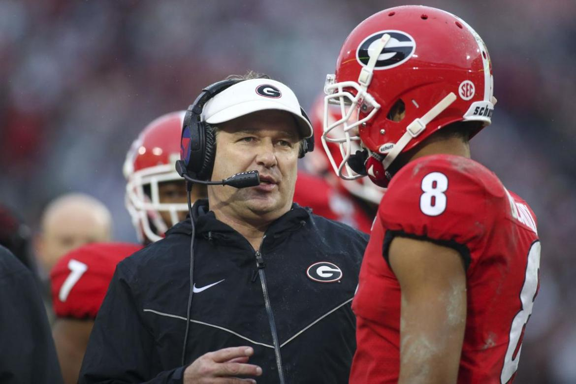 NCAA Football: College Football Playoff As It Stands
