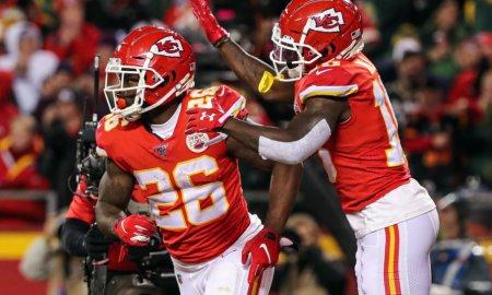 NFL Week 9: Chiefs vs Vikings