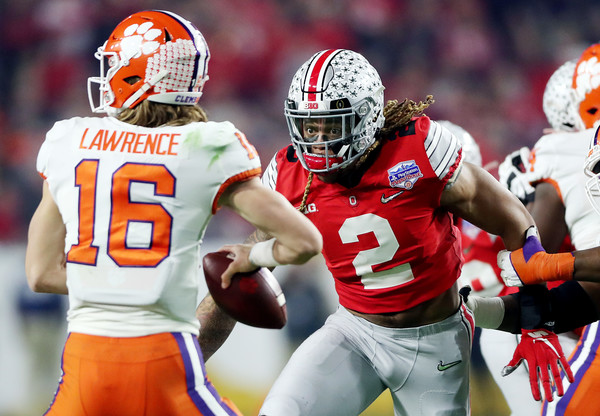 Chase Young, Defensive End Ohio State: 2020 NFL Draft Profile