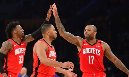NBA: The Rockets small ball lineup