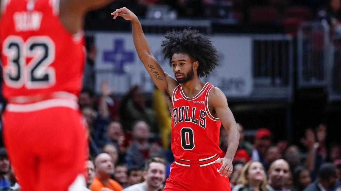 NBA History Made as Coby White Becomes First Rookie Reserve to Score 30-Plus in Three Straight Games