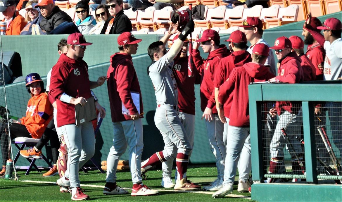 Eagles Walked Off at No. 23 Clemson in series finale to Tigers