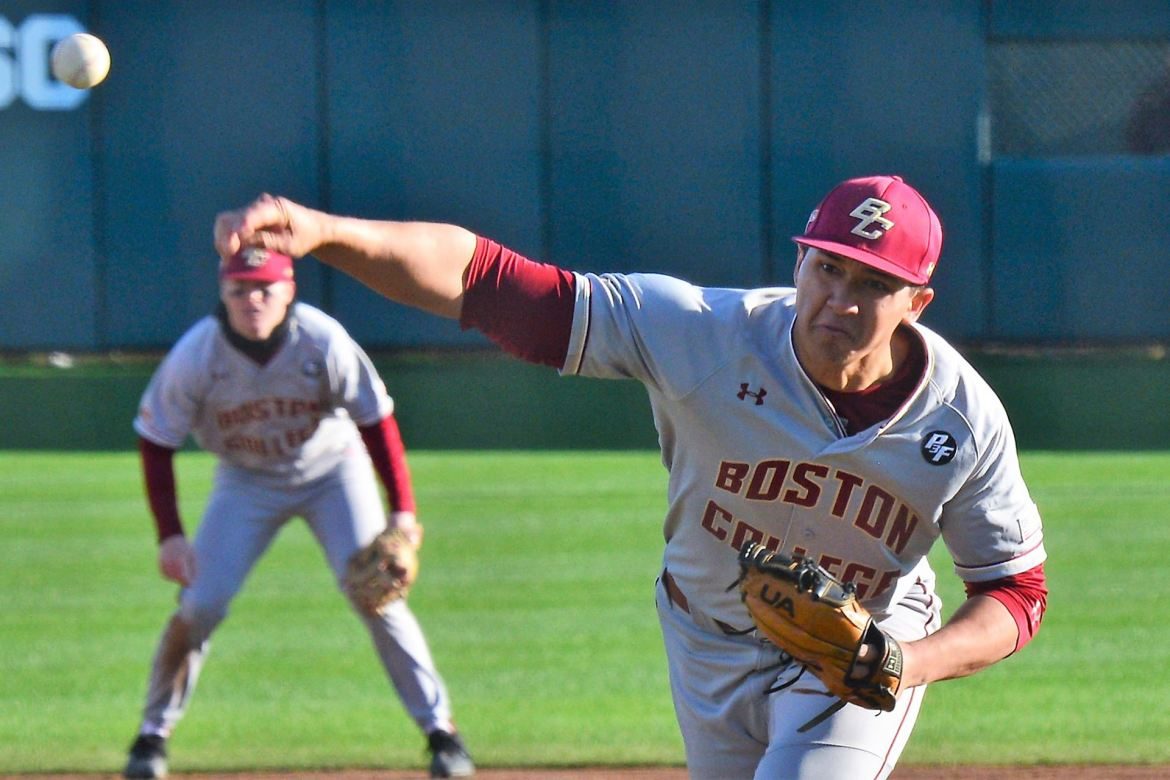 Boston College Baseball: Crooked Numbers Unkind to the Eagles