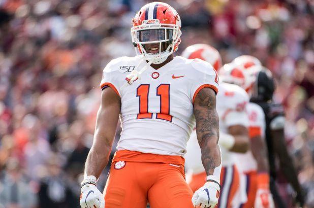 NFL Draft Prospect: Clemson LB Isaiah Simmons