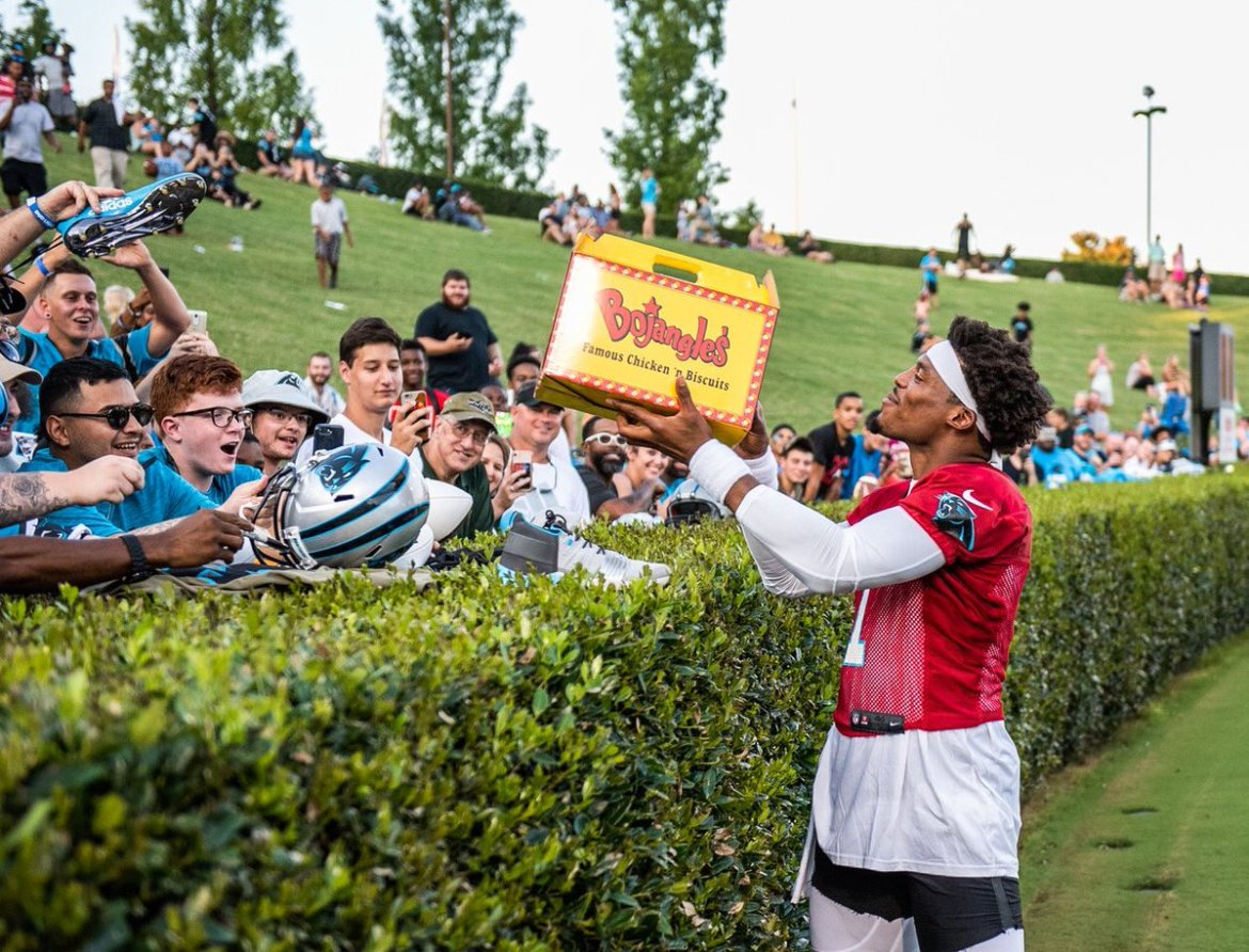 Stephen A. Crashes In On Newton and Sportface at Bojangles