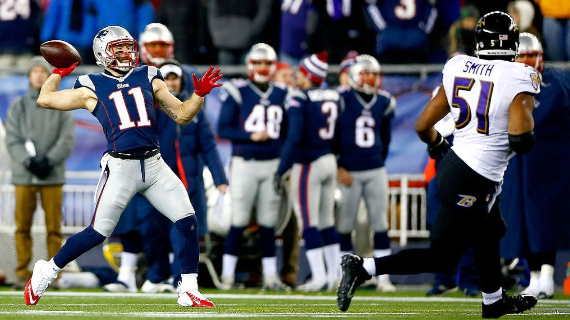 Bill Belichick Offers Pats QB Job to Julian Edelman