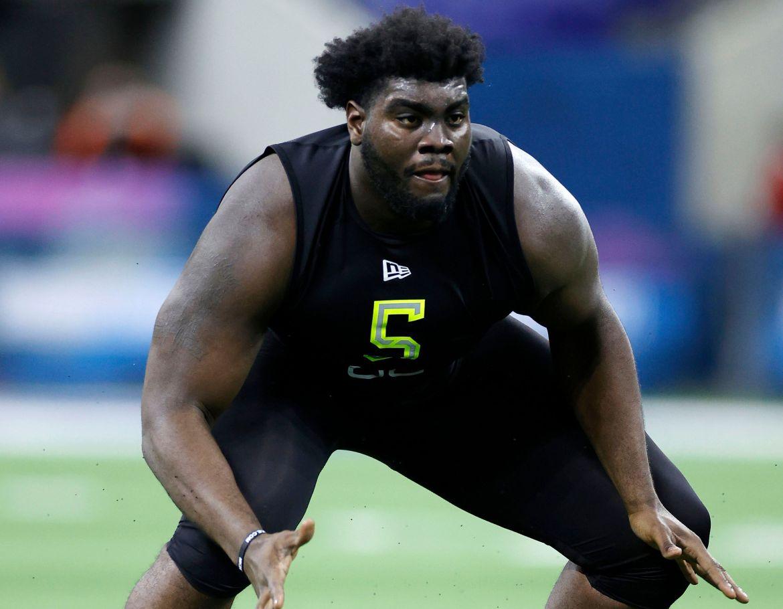2020 NFL Draft Profile: Louisville OT Mekhi Becton