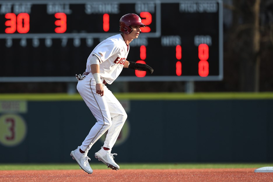 Morissette is BC Baseball's First Two-Time All-American