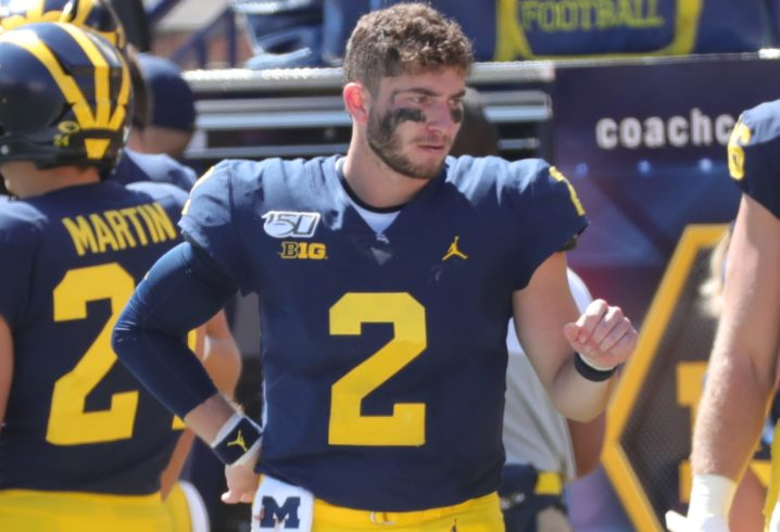 Former Michigan QB Shea Patterson: Will he Sign with an NFL Team?