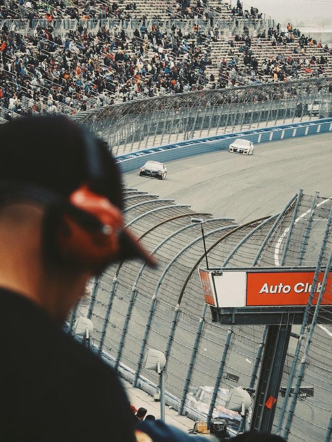 Belichick, Brady Brawl Spills Onto NASCAR Race Tracks