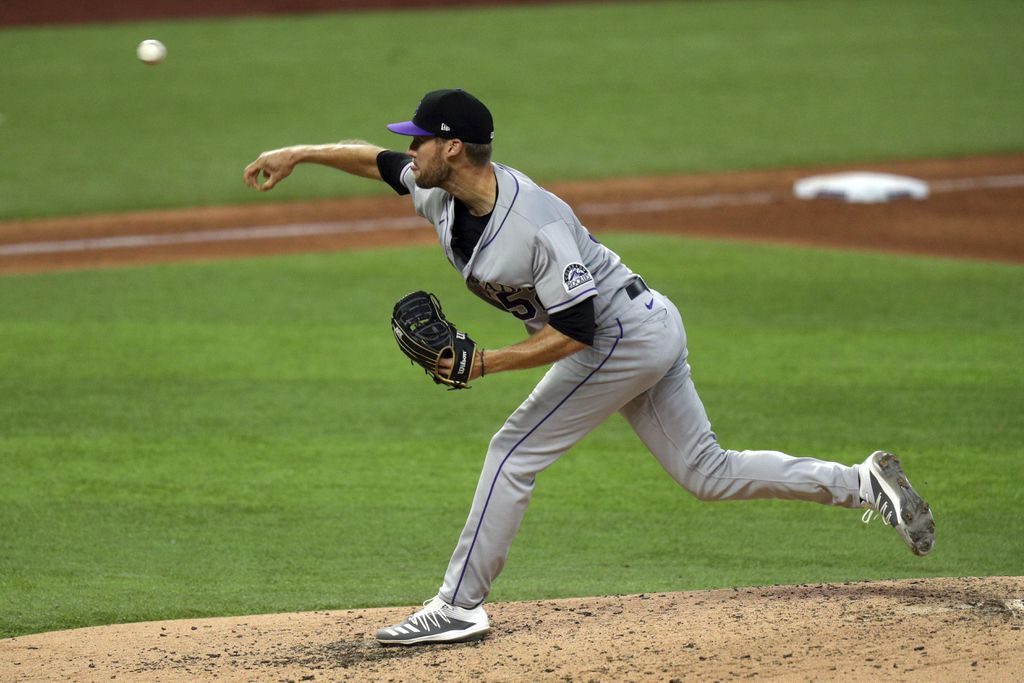 MLB: The Bravery of Colorado Rockies' Daniel Bard
