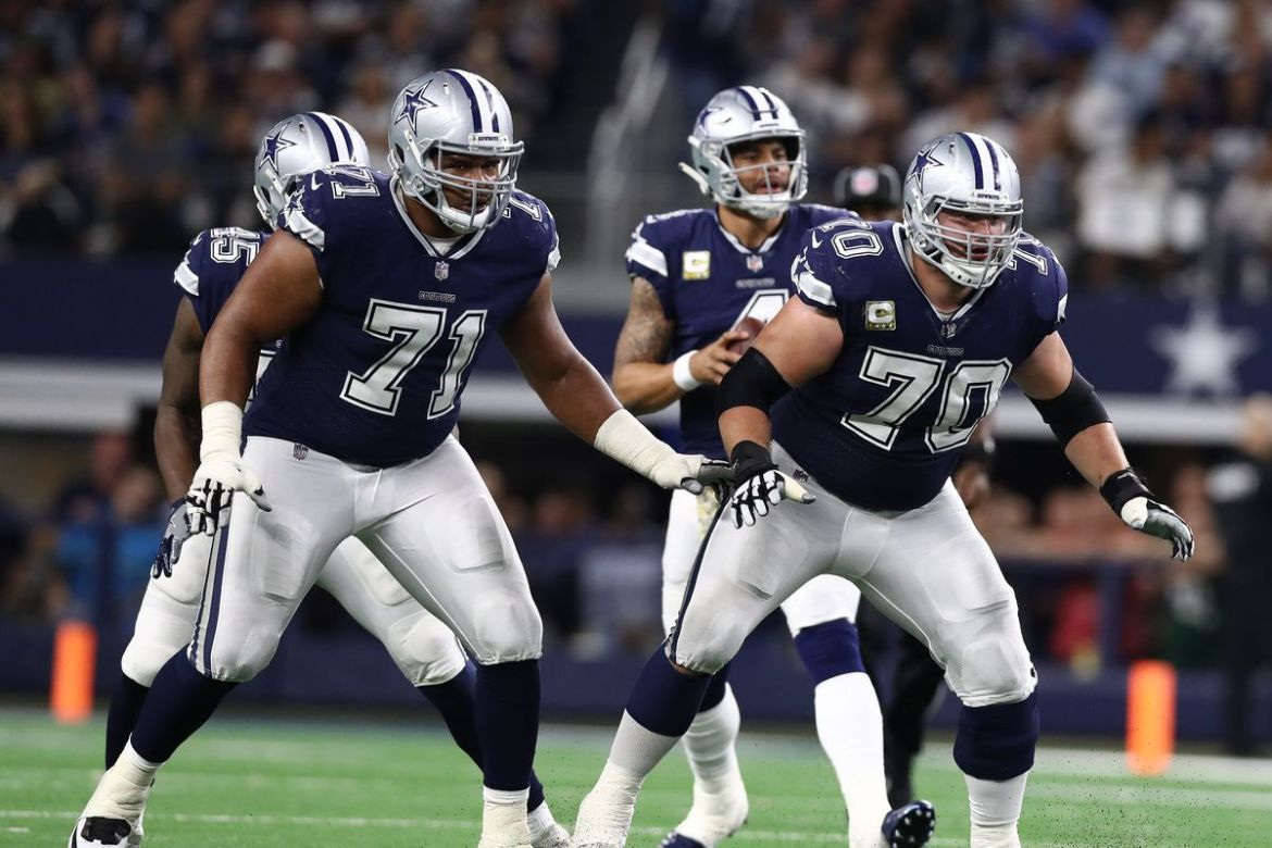 Dallas Cowboys Ranked 3rd Best OL for 2020 by Pro Football Focus