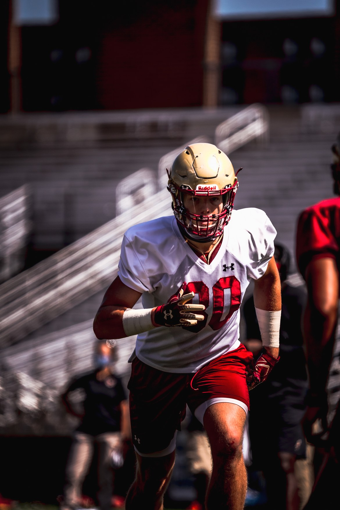 BC Football Preseason Blog #13: Lighter Day of Practice