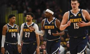 NBA Playoffs Dever Nuggets