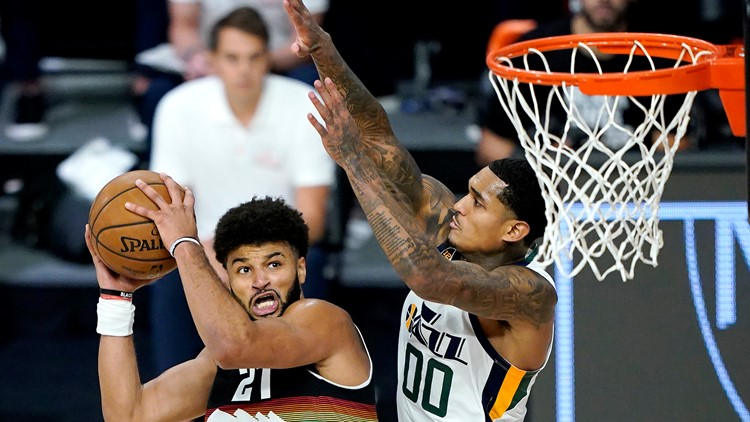 NBA Swing: Nuggets and Jazz Series Tied at 1-1