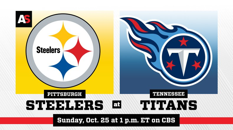 Week Seven Game of the Week: Tennessee Titans vs. Pittsburgh Steelers