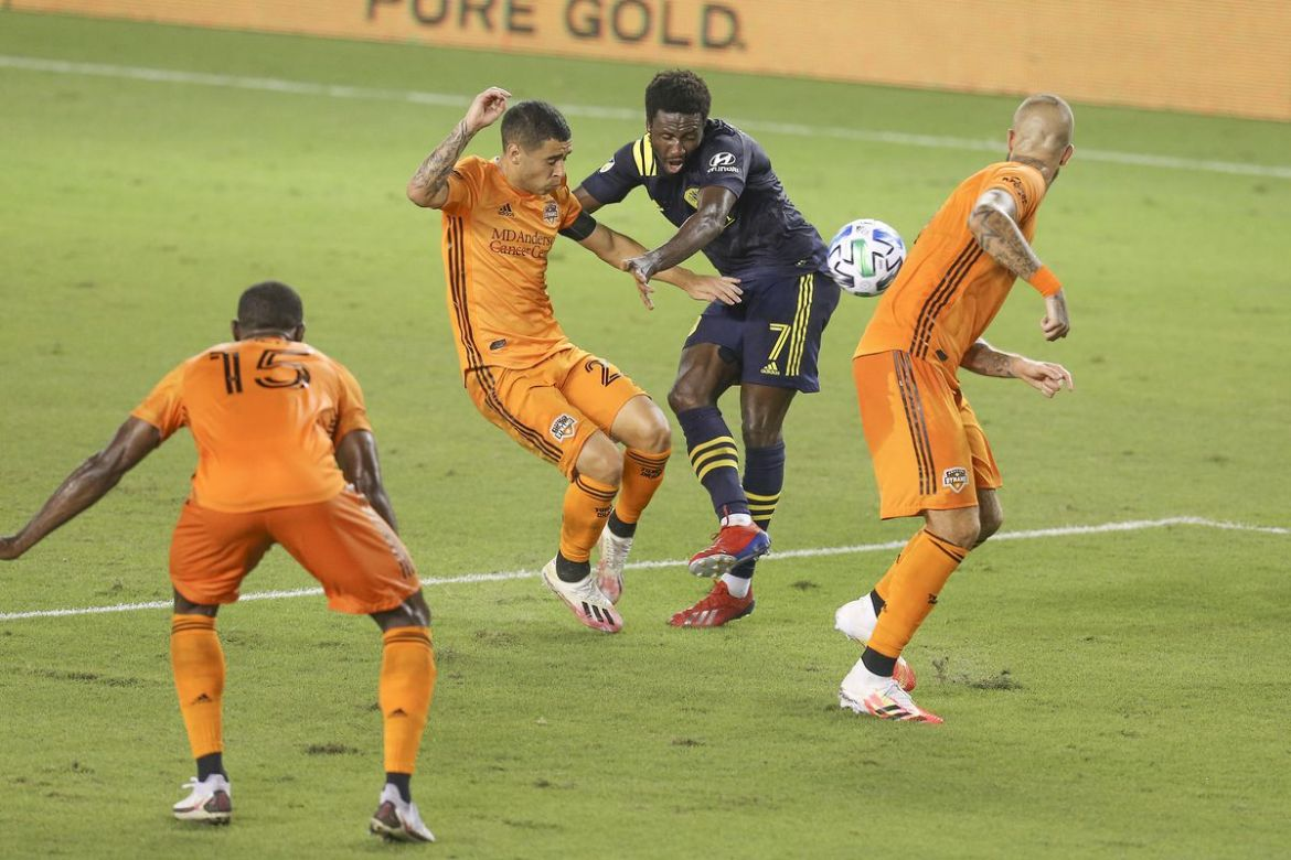 Houston Dynamo fall to Nashville SC 3-1