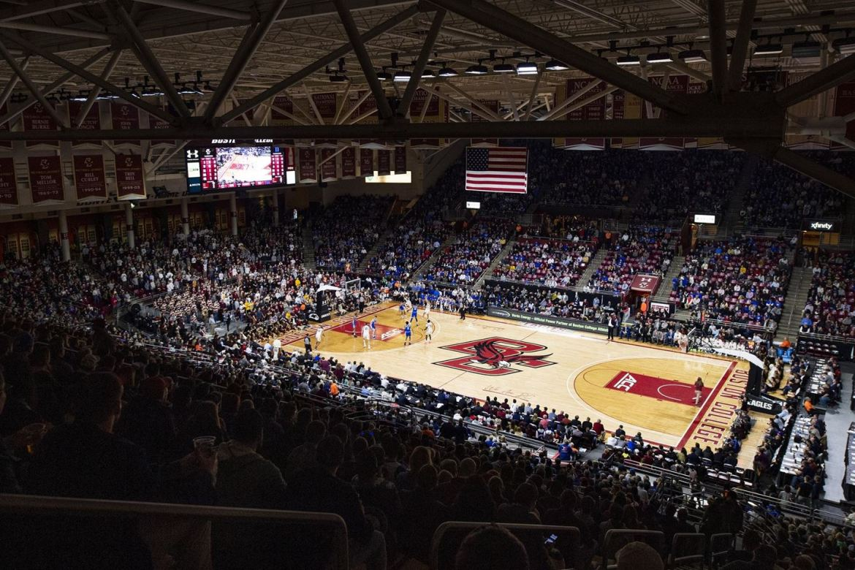 Boston College Releases 2020-21 Men's Basketball Slate