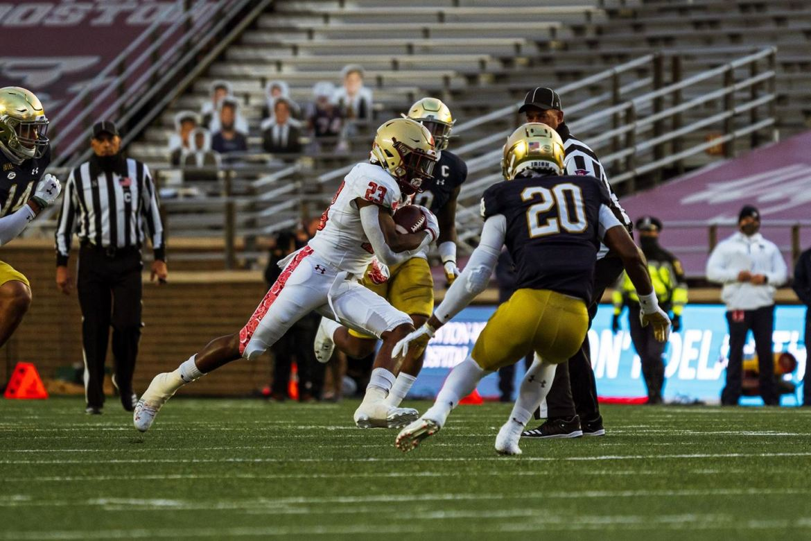 Boston College Football Four Downs: Notre Dame